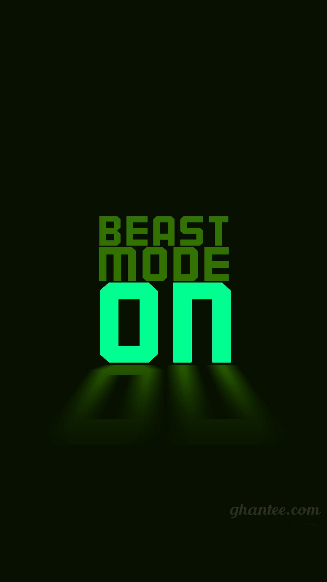 beast mode on hd phone wallpaper