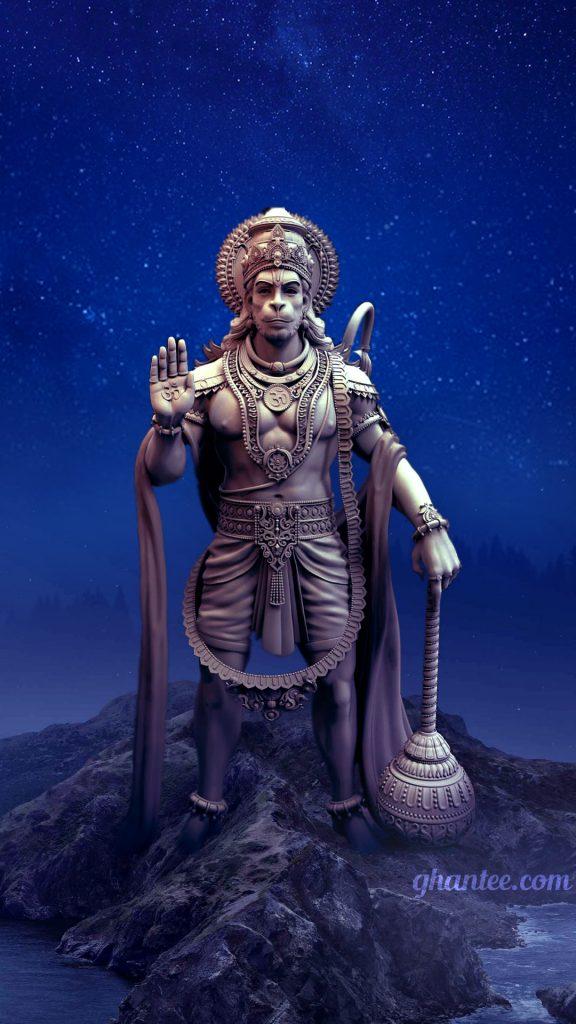 bhagwan hanuman hd image for mobile phone