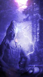 mahadev in dhyan hd image