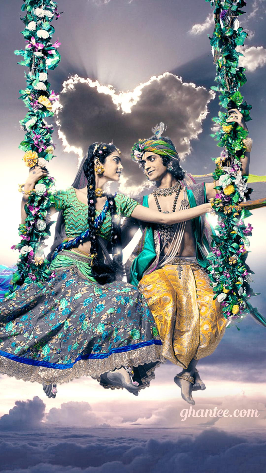 most beautiful Radhakrishna wallpaper