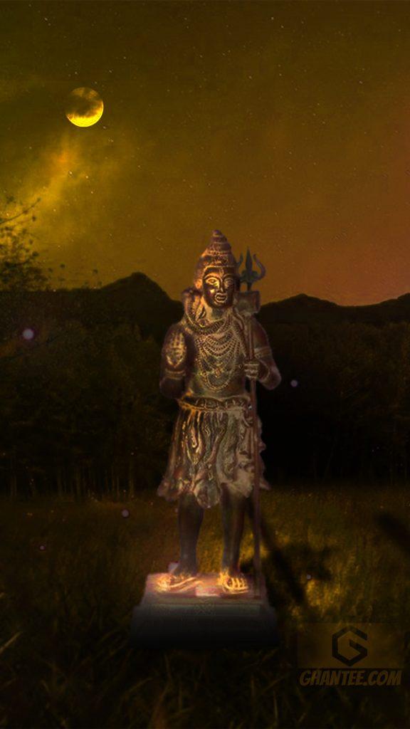 ancient lord shiva murti hd image