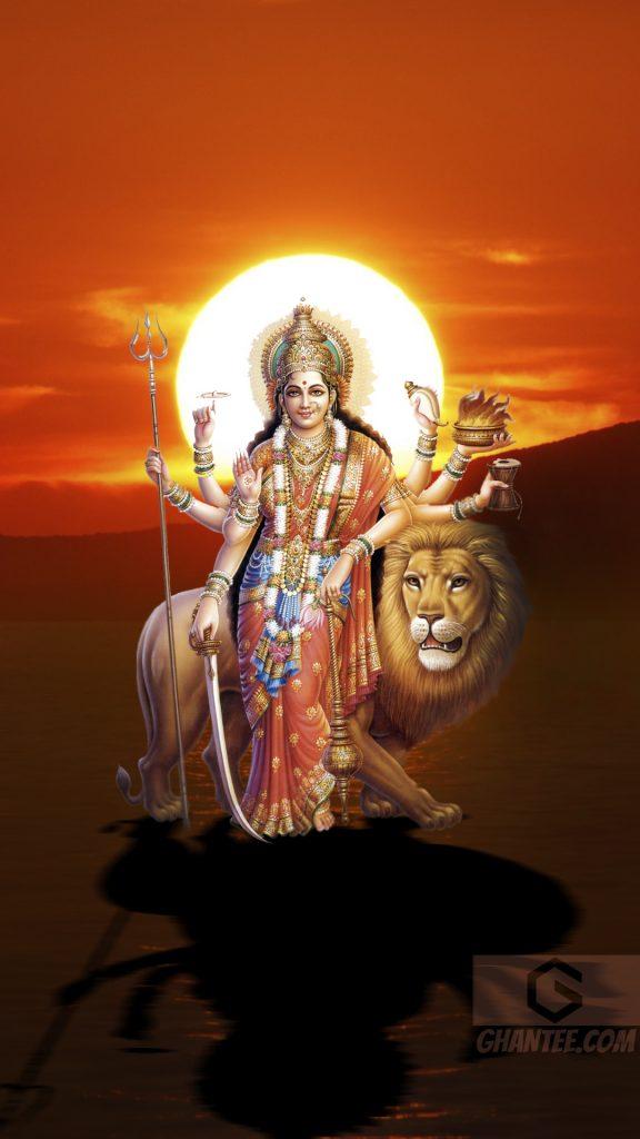 Durga devi image
