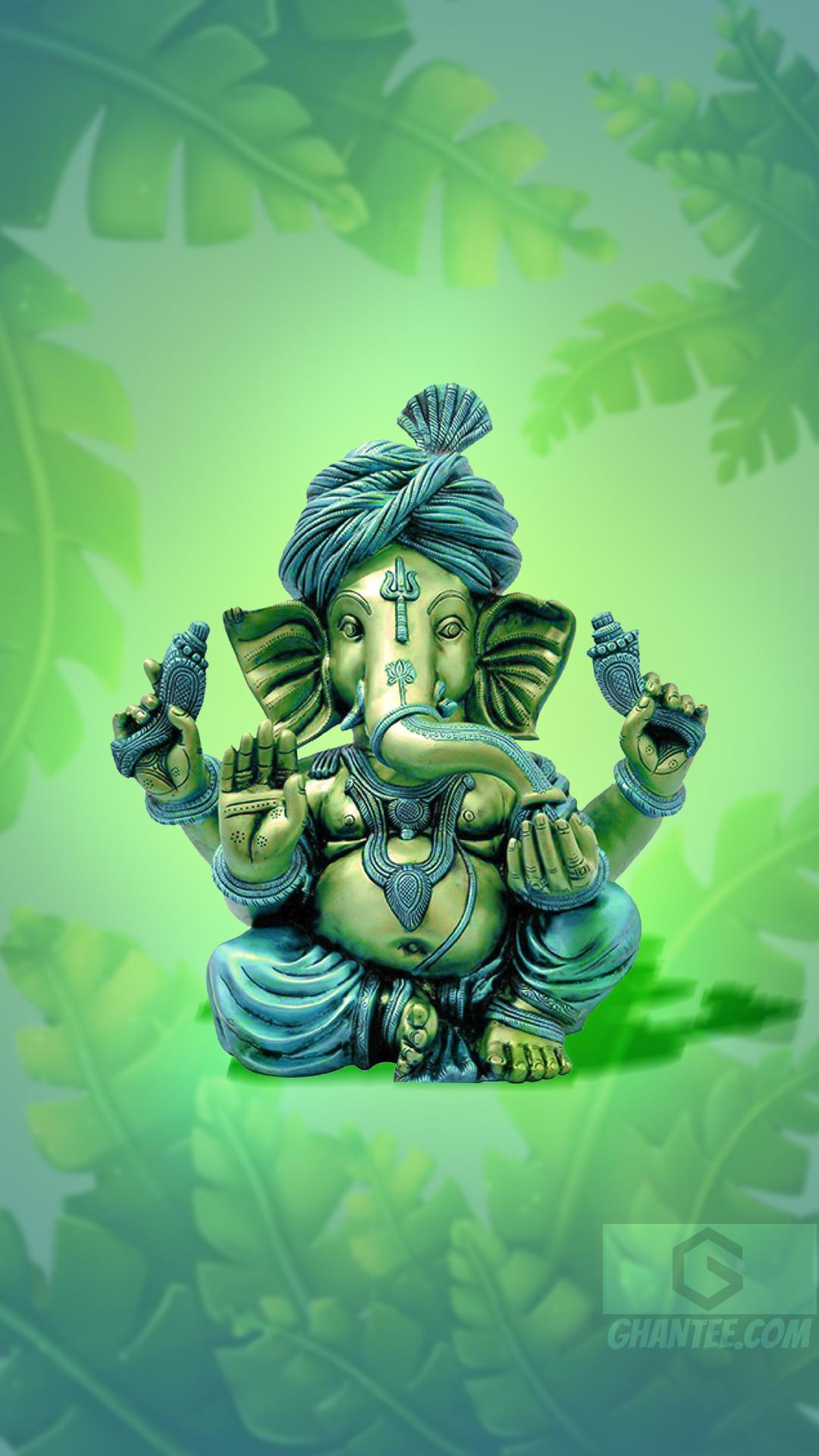 lord ganesh hd mobile wallpaper