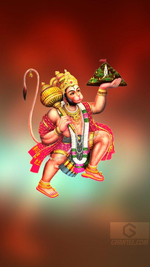 bajrangbali monkey god hd wallpaper for mobile