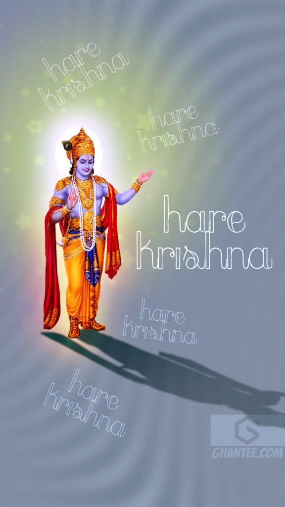 hare krishna prabhu hd wallpaper
