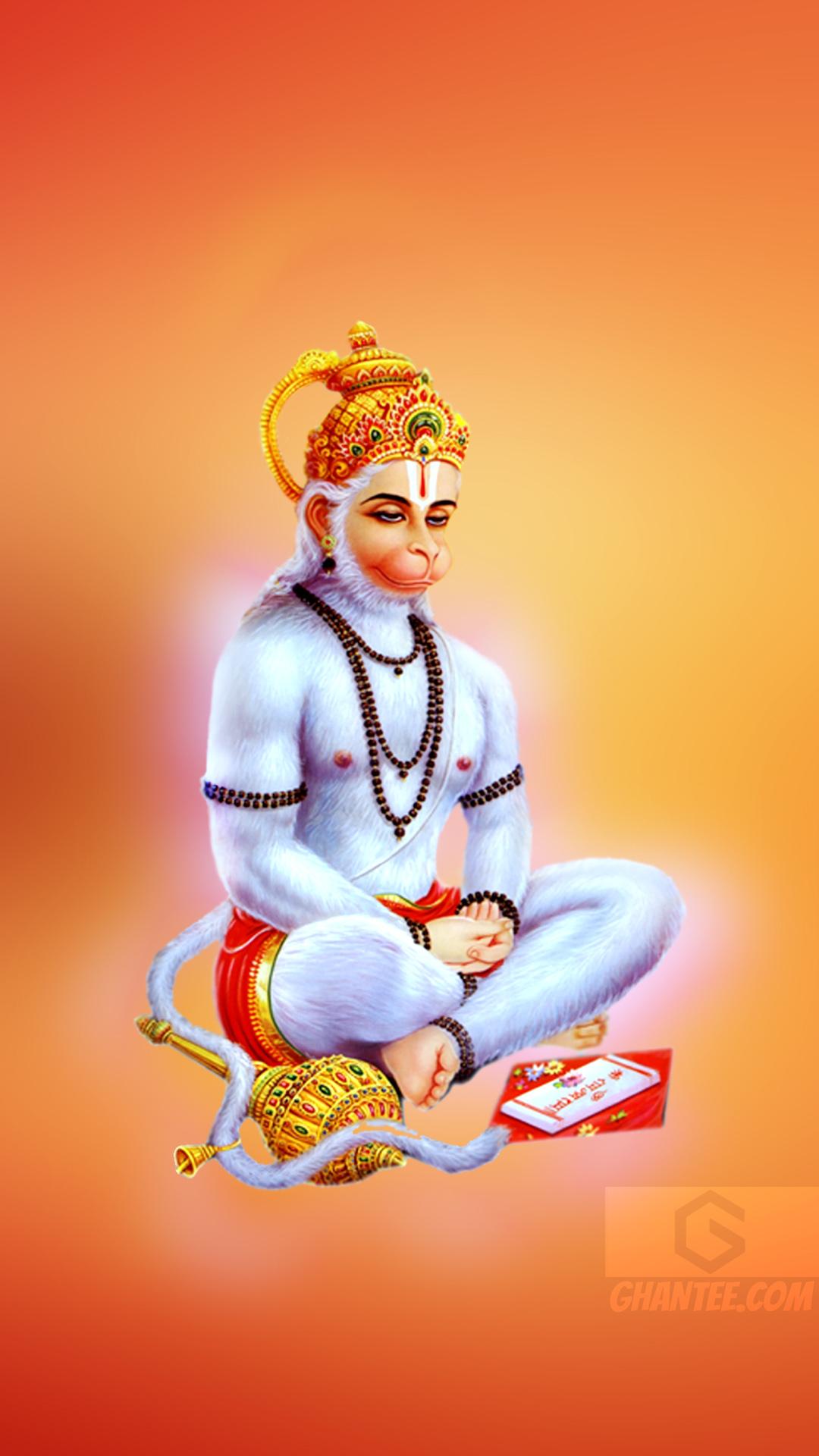 hindu god hanuman hd phone wallpaper