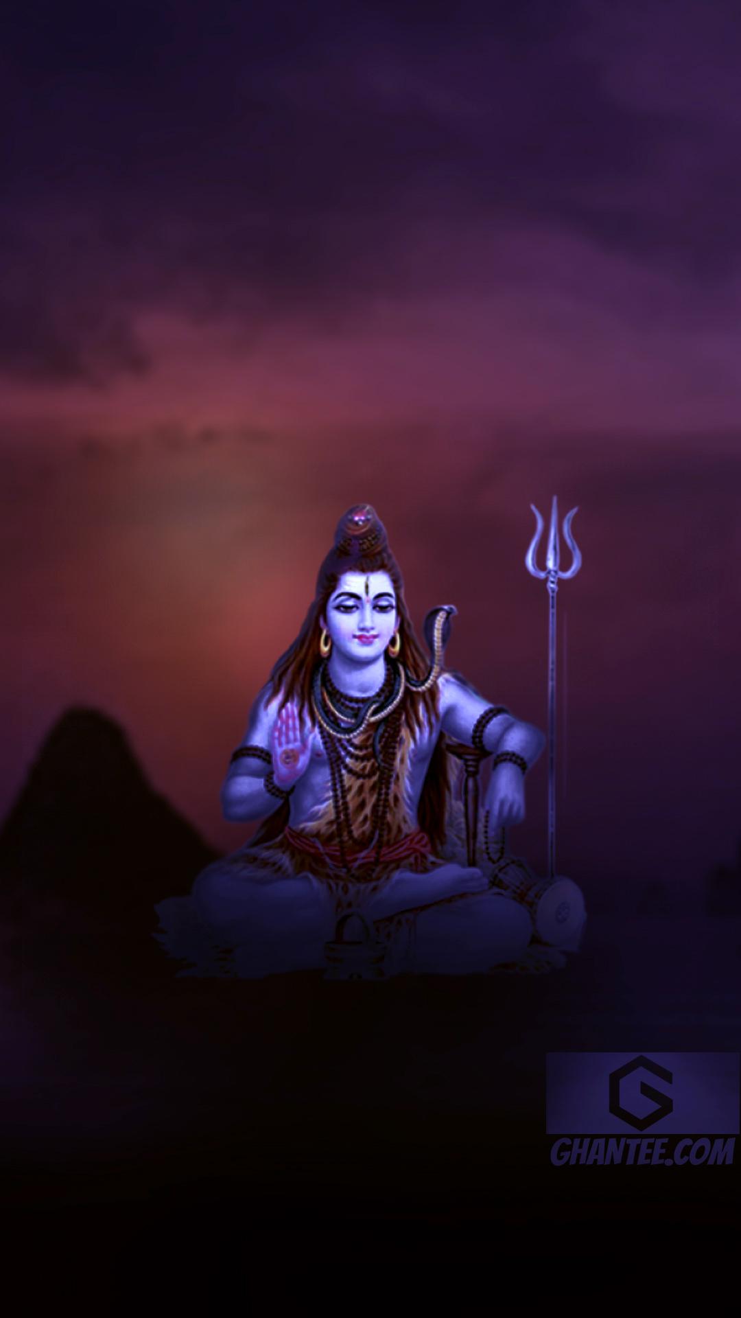 mahadev shravan month hd image