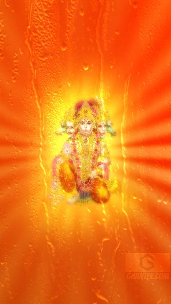 unique hanuman ji wallpaper for mobile