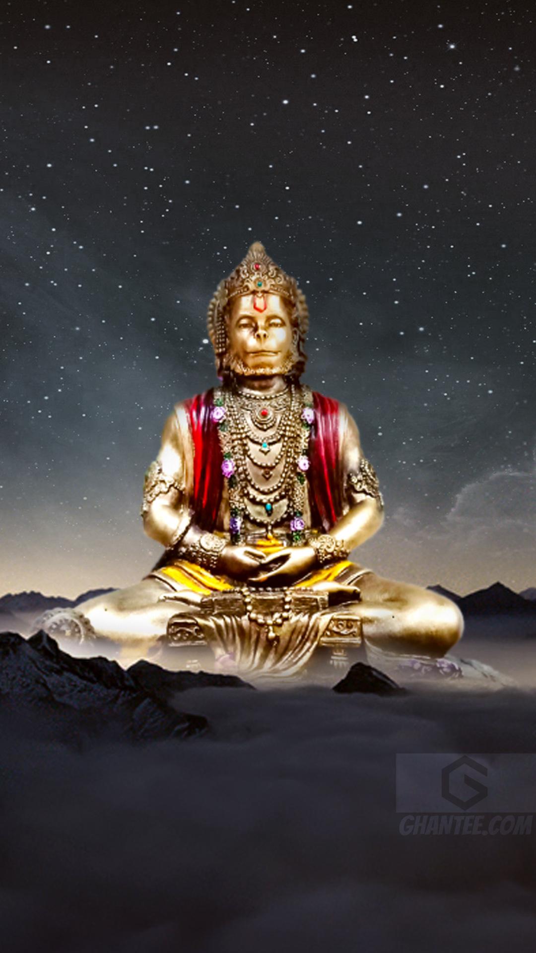 lord hanuman hd image for mobile