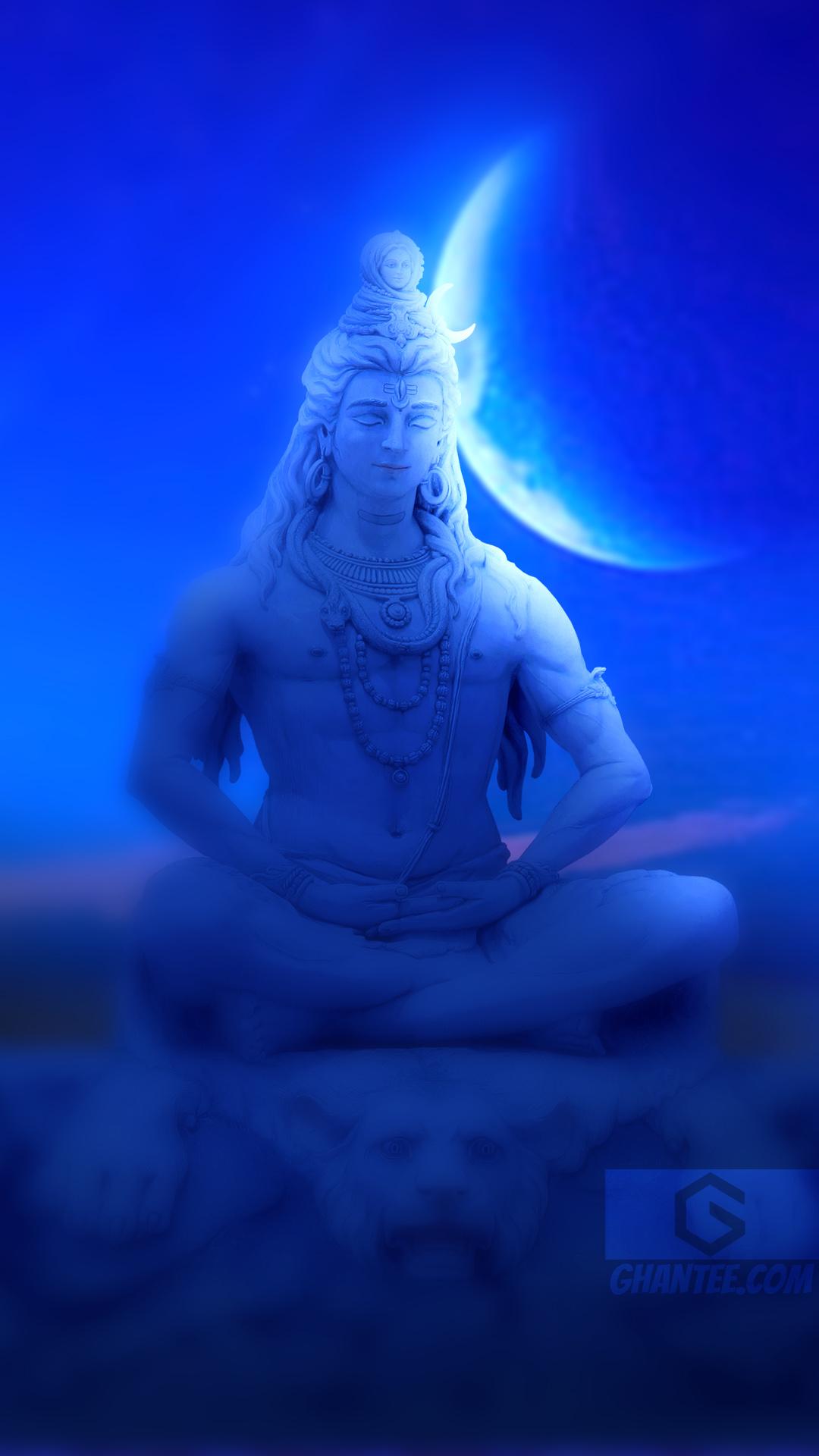 lord shiva in dream hd image